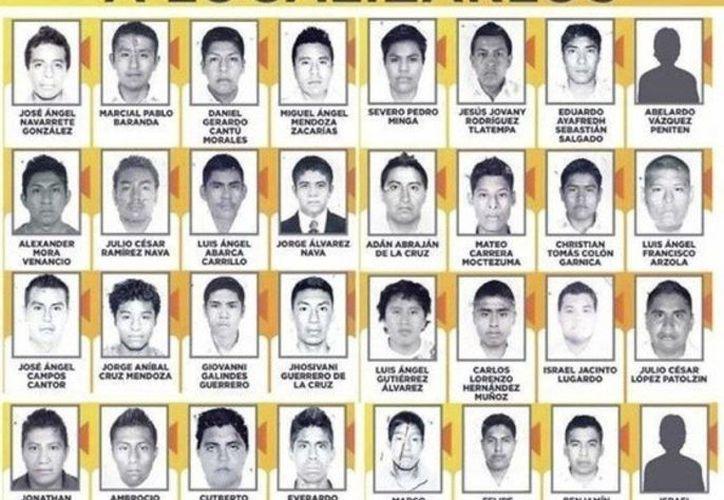 La desaparición de los jóvenes ha atraído las miradas de todo el planeta y ha levantado cuestionamientos al Estado mexicano sobre el manejo de la crisis de seguridad que vive el país. (Archivo/Excélsior)