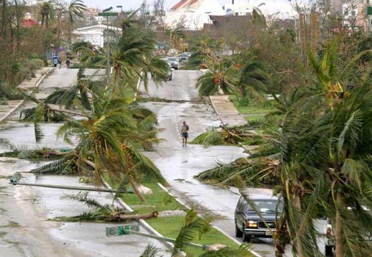 El intercambio de información meteorológica entre países del Caribe permite un mejor monitoreo de huracanes. (Archivo/SIPSE)