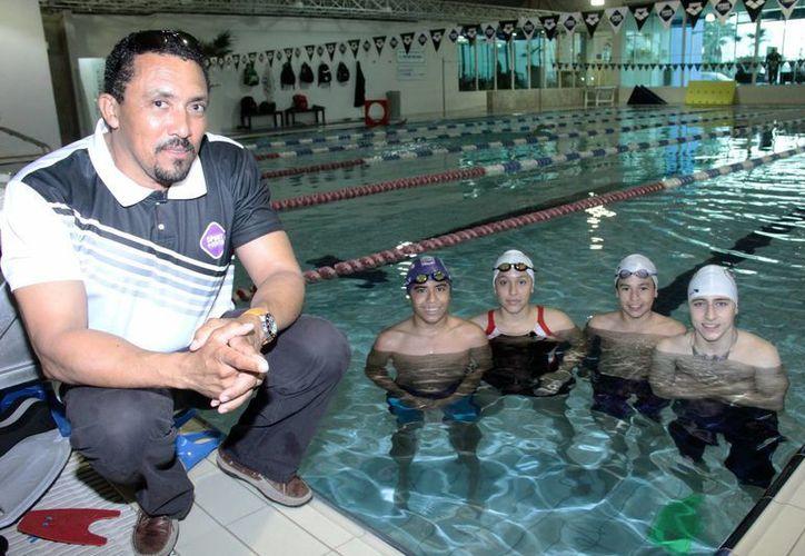 El entrenador Miguel Reytor Heredia espera buenos resultados. (Milenio Novedades)