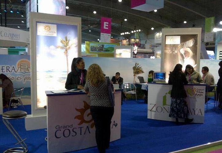 Está presente el Fideicomiso de Promoción Turística de la Riviera Maya. (Redacción/SIPSE)