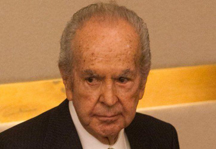 Alberto Bailléres, uno de los empresarios más ricos de México. (Internet)