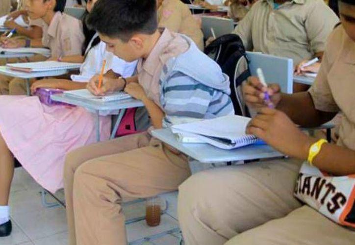 Así como la mayoría de las secundarias en Yucatán se decantó por el calendario escolar corto, ahora las preescolares y primarias manifestaron que tienen las mismas intenciones. (Foto de archivo de Milenio Novedades)