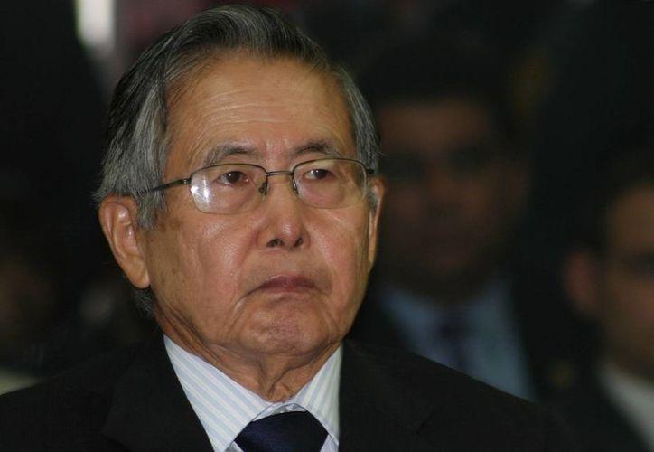 Alberto Fujimori gobernó en Perú una década. Hoy se encuentra preso. (Archivo/EFE)