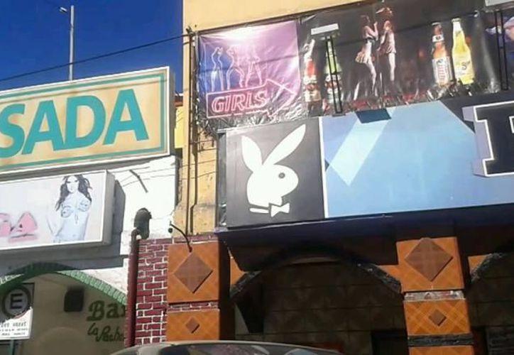 La denuncia la presentaron los padres de la víctima que viajaron a Baja California para conocer la situación de su hija, quien al inicio les ocultó su realidad y después les confesó que era explotada. (David Yussef / La Jornada BC)