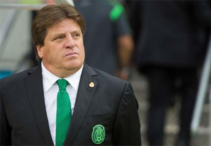 Carrillo señaló que el parado ideal para el equipo mexicano sería una alineación 1-4-3-3 (Foto: Contexto/Internet)