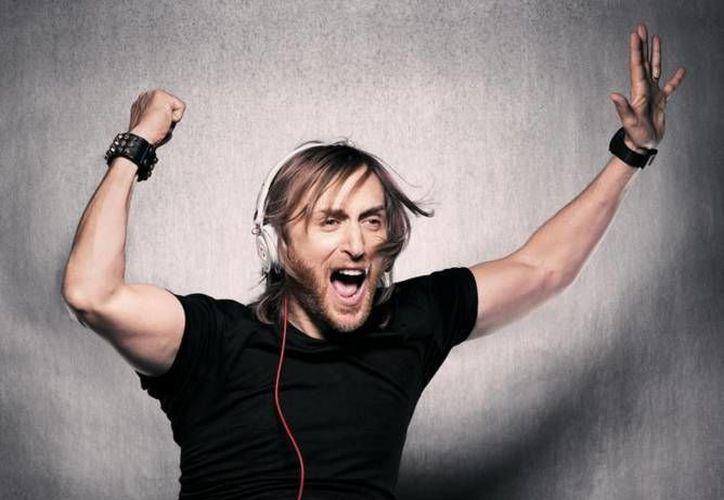 David Guetta ya estuvo en cinco estados de México como parte de su gira mundial. (SIPSE/Archivo)