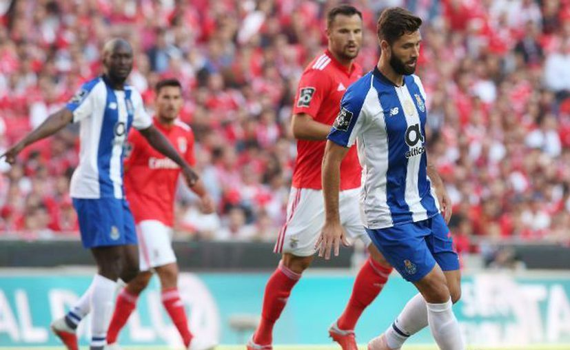 En tanto que Benfica visitará al Belenenses el sábado 27 de octubre, en la octava jornada del campeonato lusitano. (Twitter)
