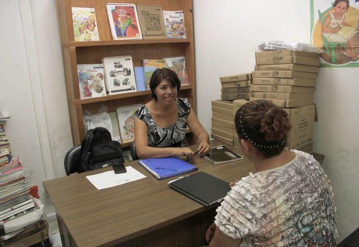 Brindan a mujeres talleres gratuitos de preparación laboral. (Tomás Álvarez/SIPSE)