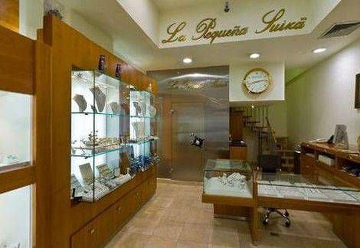 El detenido indicó que hay más cómplices del asalto a la exclusiva joyería 'La Pequeña Suiza'. (Milenio/Archivo)