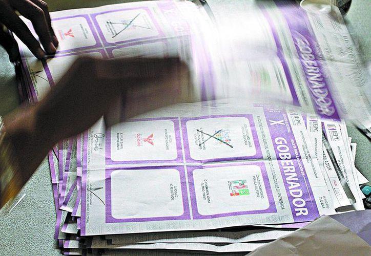 Según el titular del Iepc, el Prep no define quien ganó, es sólo un sistema que da información. (Milenio)