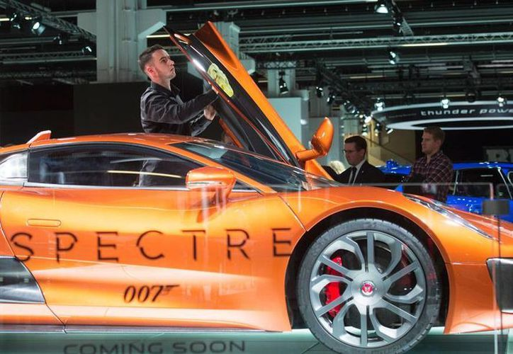 El tema central de la película 'Spectre', nueva entrega de James Bond, se colocó en el primer lugar de la listas de popularidad de Inglaterra. La imagen es únicamente ilustrativa. (Archivo/AP)