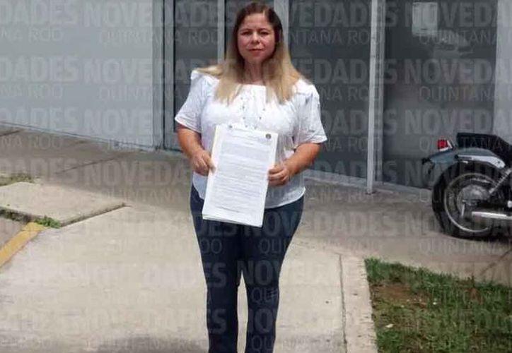 La denuncia penal fue presentada ante la Fiscalía General del Estado. (Ángel Castilla/SIPSE)