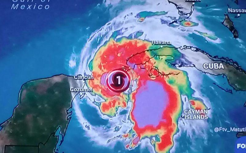 4 datos para entender la dimensión del huracán Michael