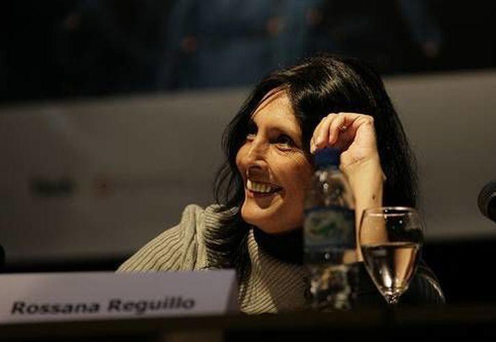 """Jóvenes en la encrucijada: a la búsqueda de un modelo para el futuro"""" es el título de la conferencia de Rossana Reguillo. (www.123people.es)"""