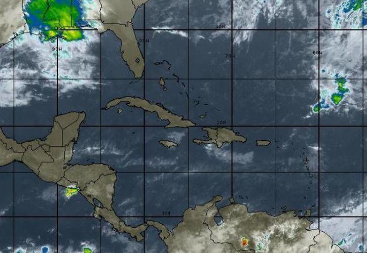 Existe una probabilidad del 40 por ciento de lluvias. (Intellicast)