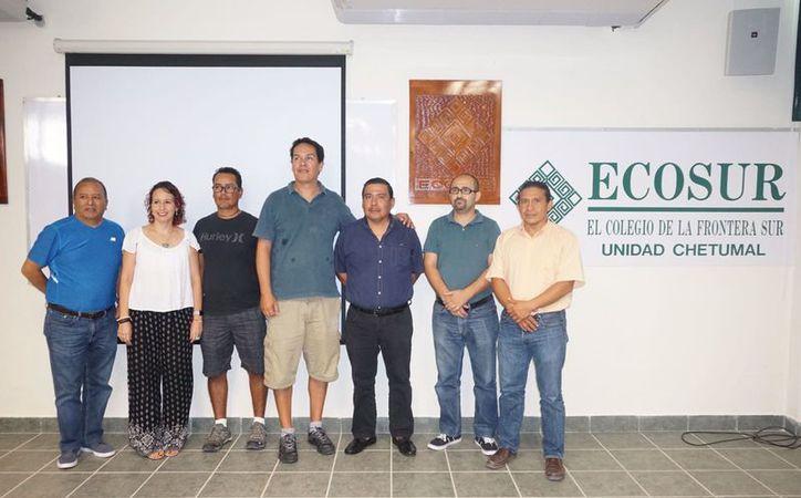 En la conferencia participan ponentes e investigadores de México y de otros países. (Joel Zamora/SIPSE)
