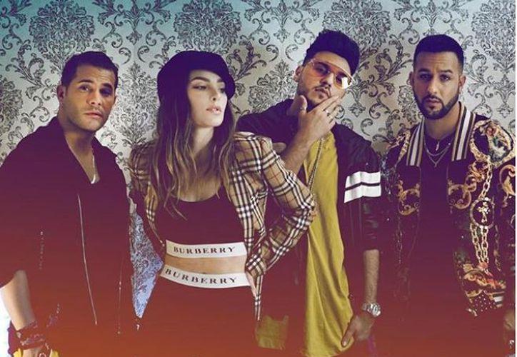 Belinda regresa a la música y lo hace con el reggaetón. (Instagram)