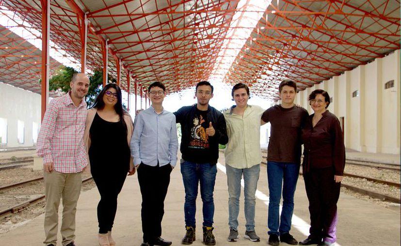 Estudiantes presentarán cortometrajes en el Gran Museo del Mundo Maya.(Foto: Novedades Yucatán)