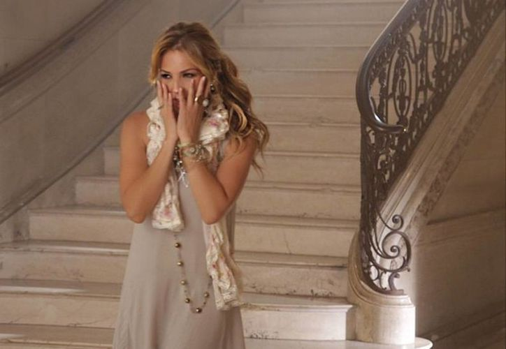 """La canción """"Por lo que reste de vida"""" forma parte del álbum más reciente de Thalía: """"Amore mío"""". (Instagram/Thalía)"""