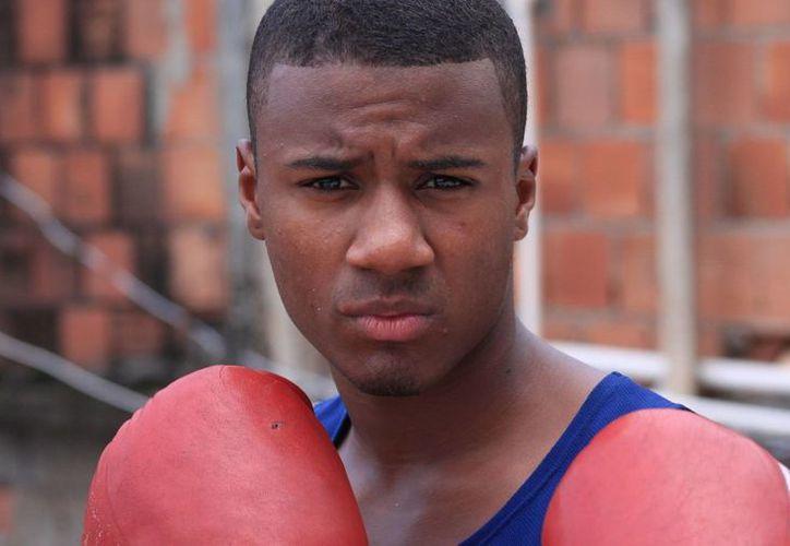 El boxeador Patrick Lourenço es uno de los fuertes candidatos de Brasil a obtener una medalla en las primeros Juegos Olímpicos a realizarse en Río de Janeiro en 2016. (globo.com)