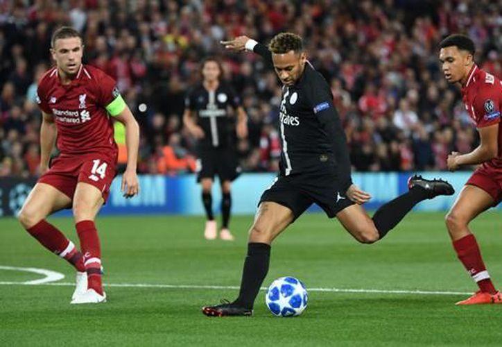 El Liverpool venció 3-2 al Paris Saint Germain. (ABC)