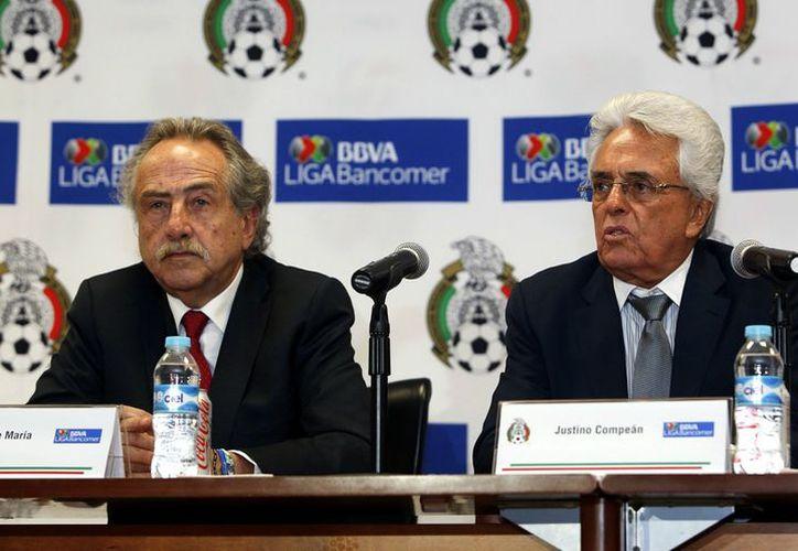 La llamada involucra al presidente del Santos Laguna y al presidente de la FMF. (Foto: Contrainjerencia)