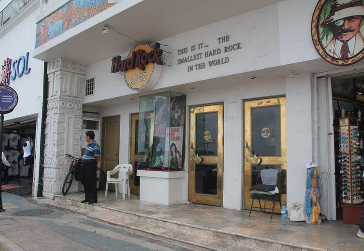 El restaurante fue cerrado el pasado 25 de mayo por adeudos. (Julián Miranda/SIPSE)