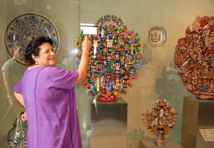 El Museo muestra la vestimenta, arte e instrumentos de varios estados. (Milenio Novedades)