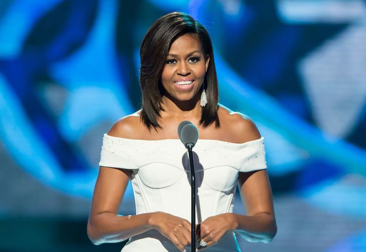 Michelle Obama impulsó del deporte como principal estrategia para combatir los altos índices de sobrepeso. (Contexto/Internet)