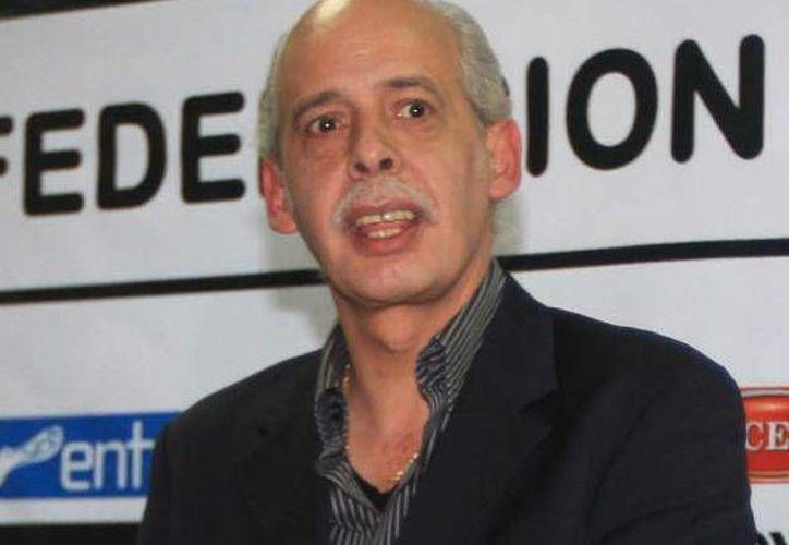 Detienen al presidente de la Federación Boliviana de Fútbol (FBF), Carlos Chávez, por corrupción. (EFE/Archivo)