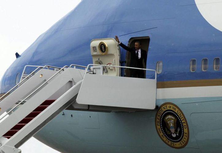 El presidente estadounidense, Barack Obama, inicia su gira por Europa y Asia para reforzar sus alianzas. (EFE/Archivo)