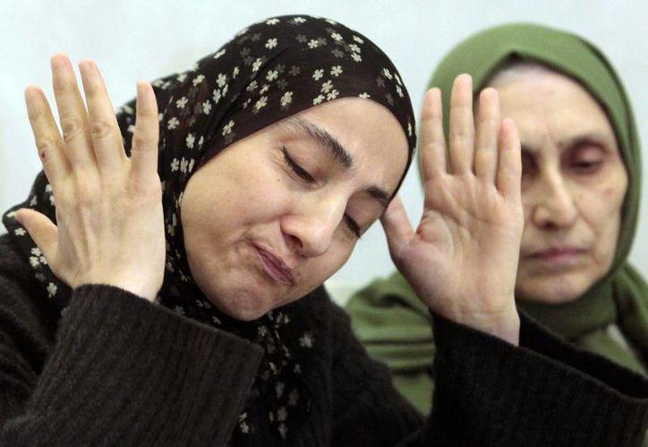 Zubeidat Tsarnaeva fue acusada de hurto en una tienda de Estados Unidos el año pasado. (Agencias)