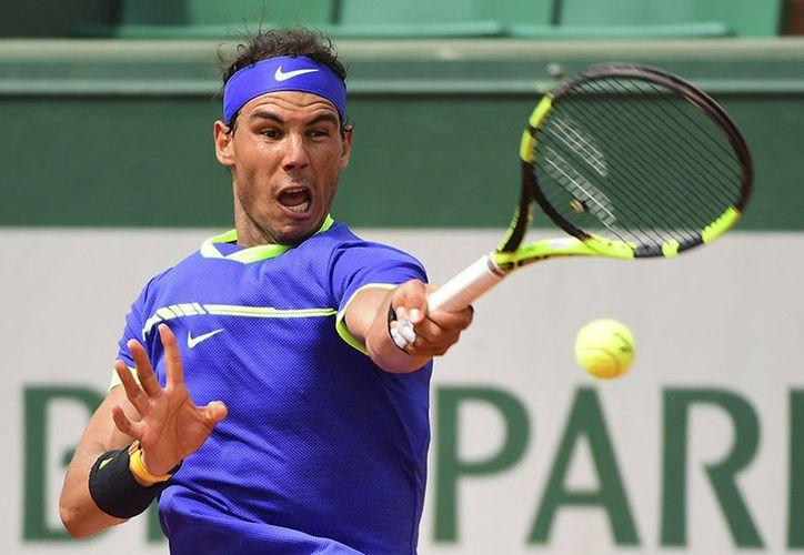 Rafael Nadal aseguró su pase a la segunda ronda en el torneo perteneciente al Grand Slam, Roland Garros. (Contexto/Internet)