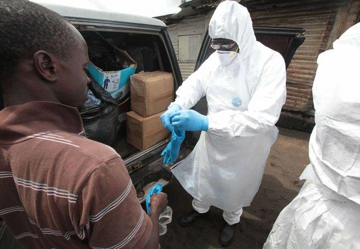 El médico enfermo es el superintendente del hospital Kambia, dependiente del gobierno de Sierra Leona. La imagen es estrictamente referencial. (Archivo/Notimex)