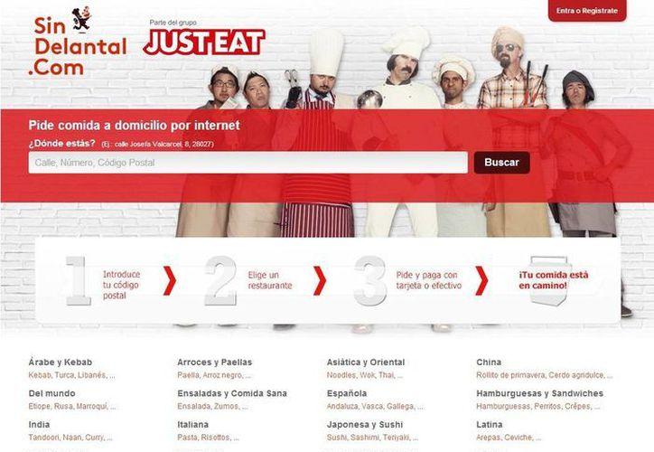 Con tres meses en el mercado mexicano, la firma ya cuenta con 600 restaurantes afiliados y espera lograr 2,500 a finales de año. (sindelantal.com)