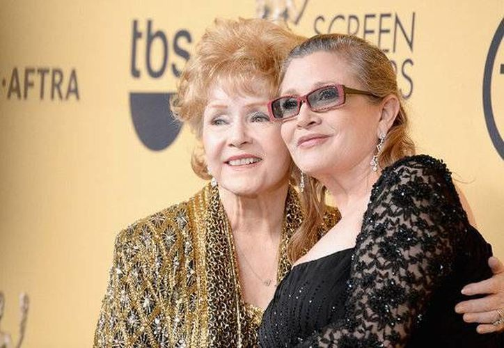 La ceremonia de sepultura de ambas actrices será de manera privada, donde estarán familiares y amigos cercanos a la familia.(Archivo/AP)