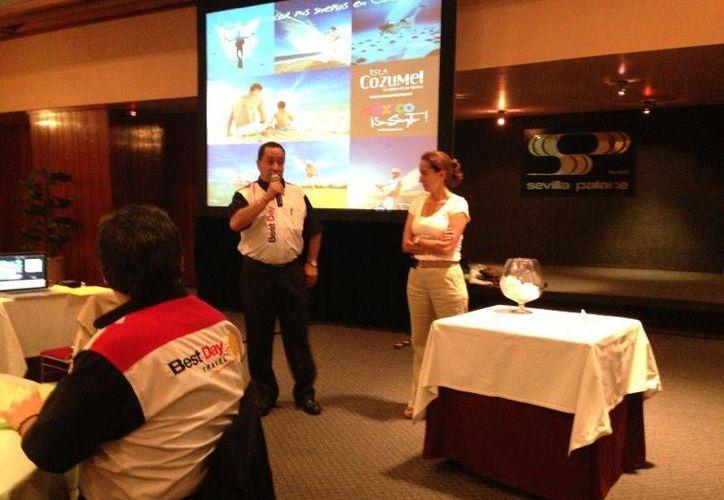 El Tianguis Turístico se llevará a cabo del 6 al 9 de mayo en el destino turístico de Cancún. (Redacción/SIPSE)