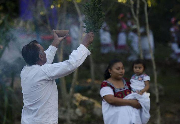 El balché es utilizado principalmente en ceremonias religiosas del pueblo maya. (Agencias)