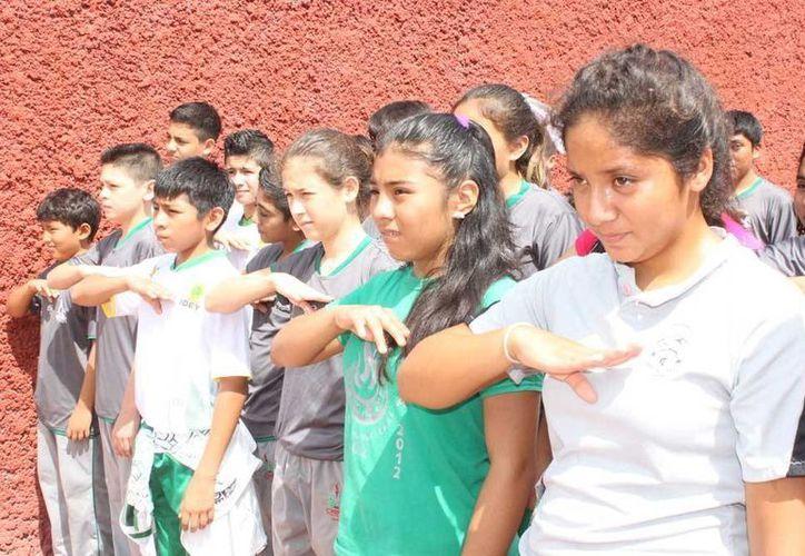 De los 200 alumnos del CARD, 50 provienen del interior del estado. (Milenio Novedades)