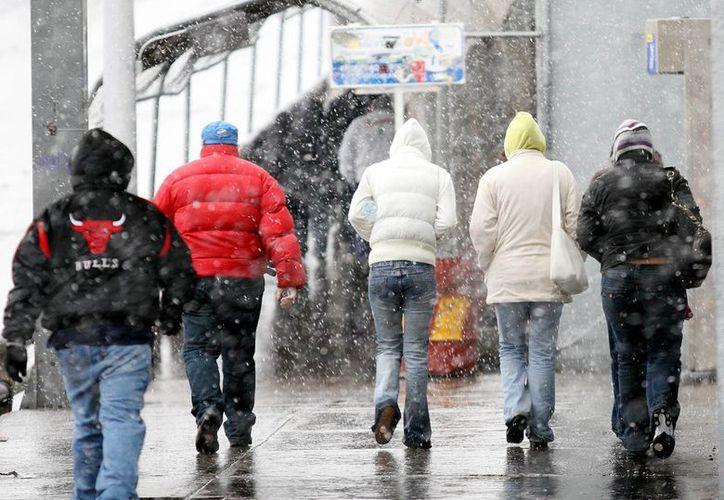 En Tabasco y Chiapas se pronostican intensas tormentas, indicó la Conagua. (Notimex)