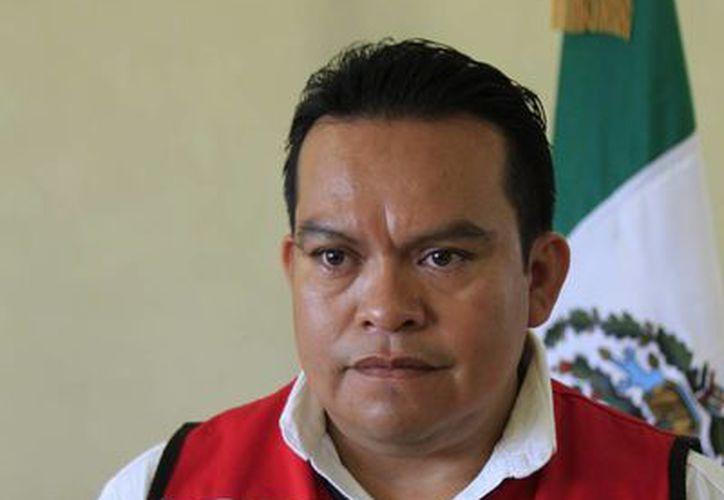 Alberto García Magaña es el nuevo administrador del Aeropuerto Internacional de Chetumal. (Ángel Castillo/SIPSE)