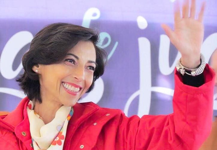Fallece alcaldesa de Cuautitlán Izcali. (Facebook)