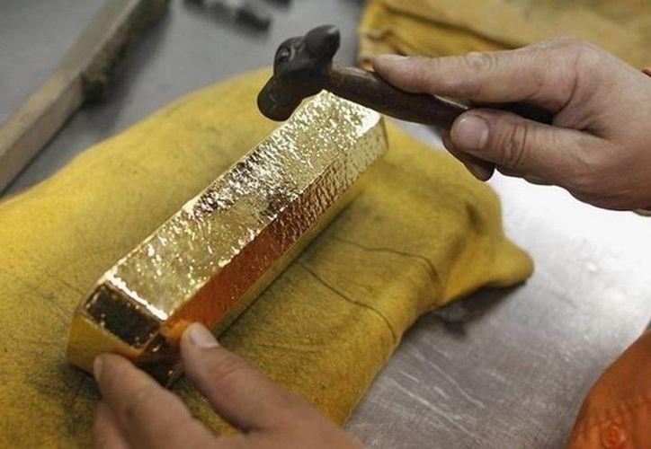 Por el descenso en los precios de los metales, el cobre disminuyó 8.3 por ciento, la plata 21.5, el oro 12.2 y el zinc 4.5 por ciento. (Archivo SIPSE)