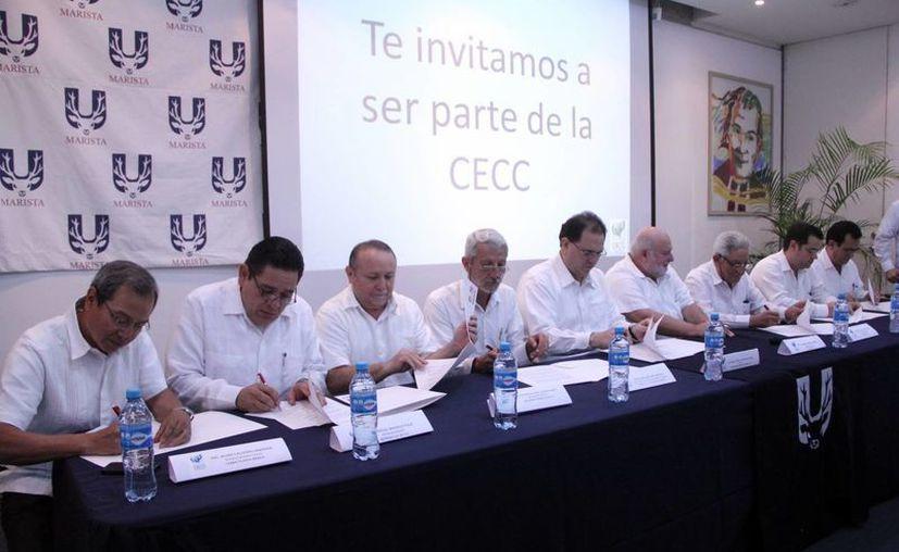 Los representantes de las industrias pactaron una coalición contra el cambio climático. (Milenio Novedades)
