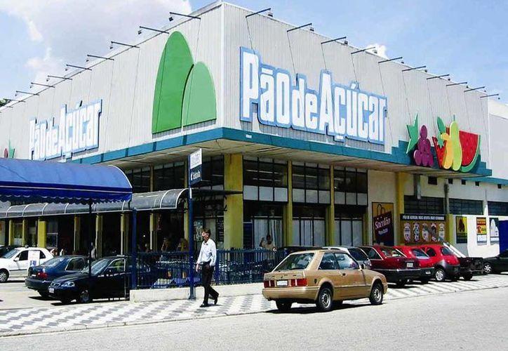 Existen mil 200 tiendas de la cadena Pao de Azúcar. (Israel Leal/SIPSE)