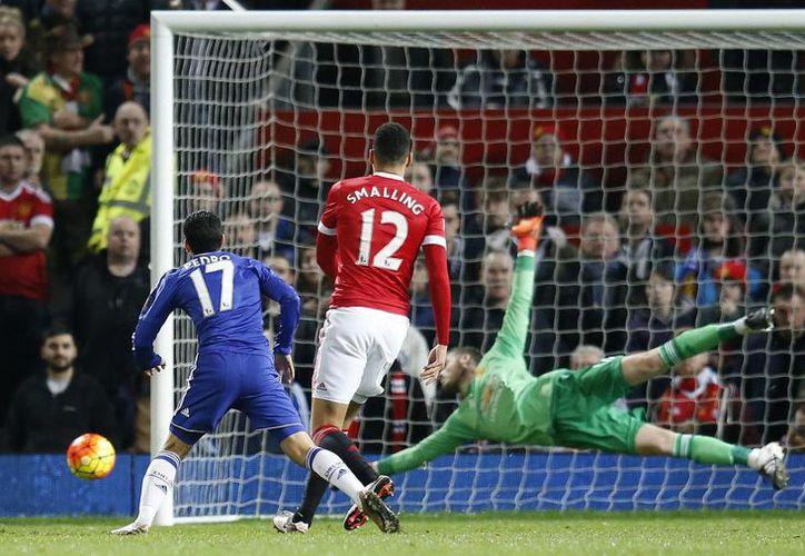 En choque de 'grandes' de la Liga Premier, Manchester United y Chelsea empataron a cero goles en partido correspondiente a la fecha 19 de la Premier League. (AP)