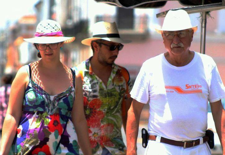 El calor que ha imperado en las últimas semanas en Yucatán, con escasas lluvias, se mantendrá al menos una semana más.  (SIPSE)
