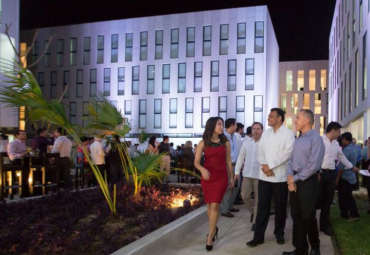 Se prevé que al terminarse las tres etapas de construcción, el Campus University City cuente con 320 departamentos. (Cortesía)