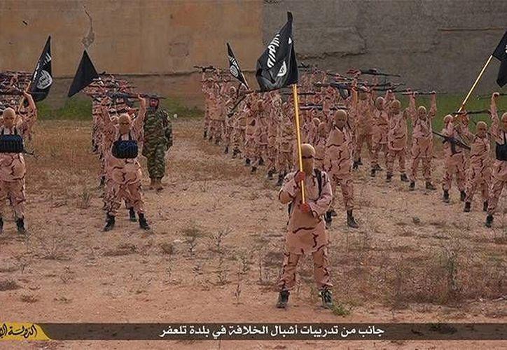 Expertos señalan que la coalición internacional ha golpeado severamente la infraestructura del Estado Islámico en Siria. (RT)
