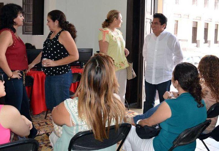 El PRI refuerza la participación política de las mujeres. (SIPSE)